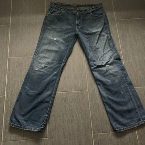 BKE jeans men's Judson blue denim 38x32
